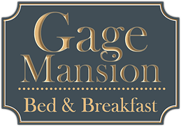 Gage Mansion secure online reservation system